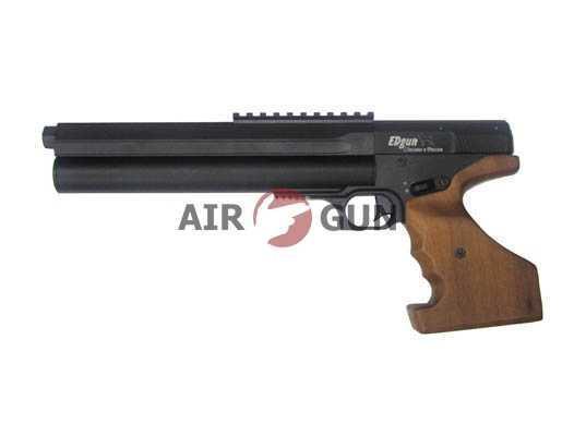 Пневматический пистолет Велес EDgun 5,5 мм