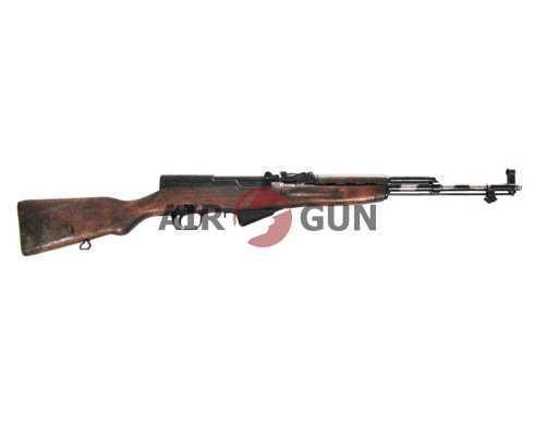 Оружие списанное охолощенное  модели СКС с комплектом (СХП)
