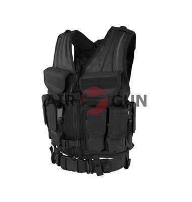 Жилет разгрузочный Condor Elite Tactical Vest Black