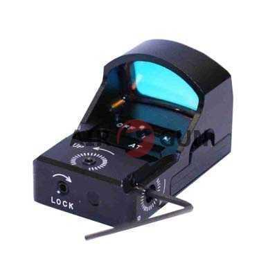 Коллиматорный прицел TS-XT3 открытого типа c креплением на Weaver в комплекте