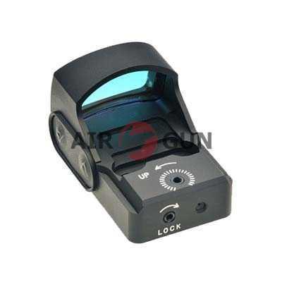 Коллиматорный прицел TS-XT4 mini открытого типа c креплением на Weaver в комплекте