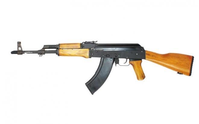 Пневматическая винтовка Cybergun АК 47 (Пневматический Автомат Калашникова) 4,5 мм