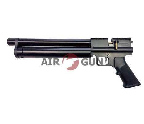 Пневматический пистолет Luftmaster AP compact 6,35 мм черный