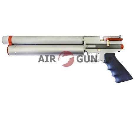 Пневматический пистолет Luftmaster AP 6,35 мм белый анокс