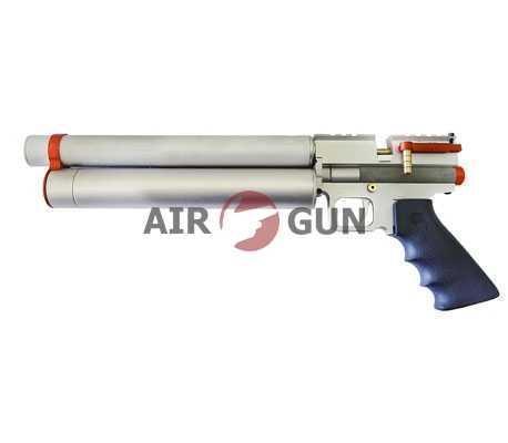 Пневматический пистолет Luftmaster AP compact 6,35 мм белый анокс