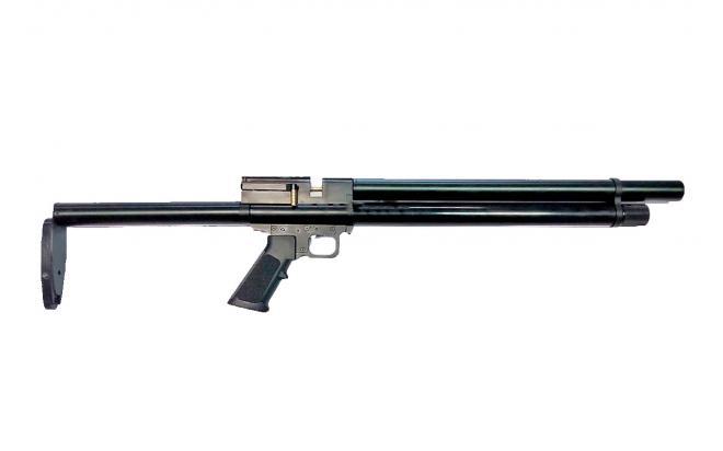 Пневматическая винтовка Luftmaster SR compact 6,35 мм черный