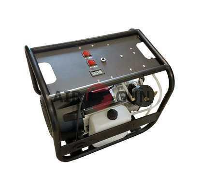 Компрессор высокого давления с системой очистки воздуха