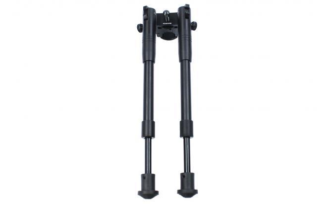 Сошки Leapers для установки на ствол оружия, 22-26см (TL-BP08S-A)