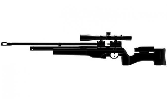 Пневматическая винтовка Ataman M2R Тип I Тактик SL 6,35 мм (Черный)(магазин в комплекте)(226/RB-SL)