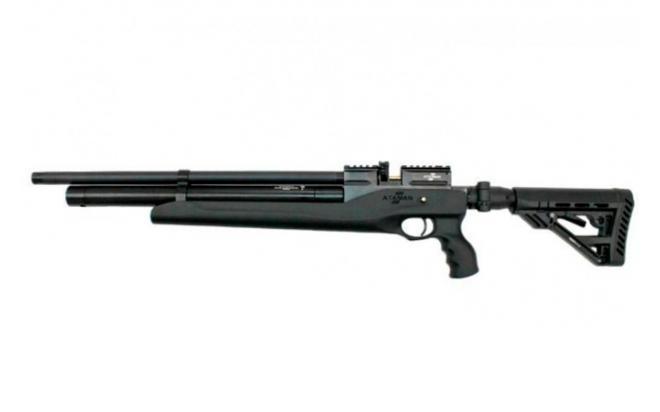 Пневматическая винтовка Ataman M2R Тип IV Тактик Карабин 5,5 мм (Черный) (магазин в комплекте)(625/RB)