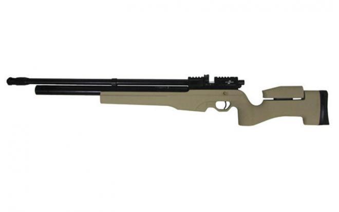 Пневматическая винтовка Ataman M2R Тип I Тактик Карабин 5,5 мм (Песочный) (магазин в комплекте)(245/RB)