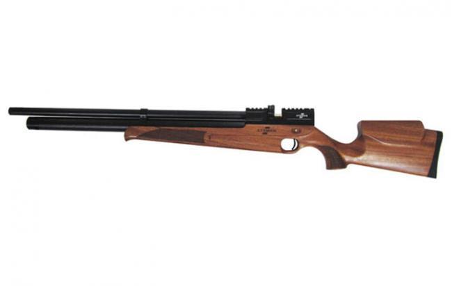 Пневматическая винтовка Ataman M2R Карабин SL 6,35 мм (Дерево-сопель)(магазин)(166/RB-SL)