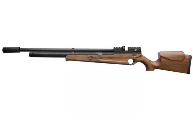 Пневматическая винтовка Ataman M2R Карабин SL 5,5 мм (Дерево)(магазин)(115/RB-SL)