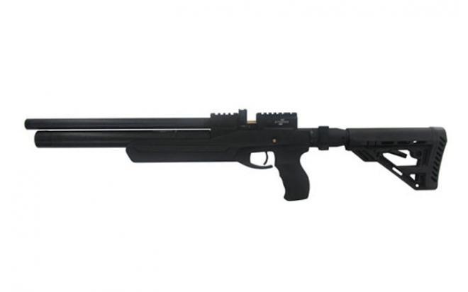 Пневматическая винтовка Ataman M2R Ultra-C SL 5,5 мм (Чёрный)(магазин в комплекте)(725/RB-SL)
