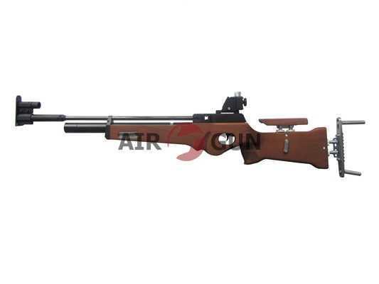 Пневматическая винтовка Пионер 145 (бук) Биатлон 4,5 мм