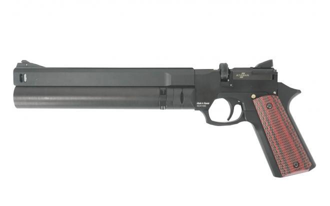 Пневматический пистолет Ataman AP16 стандарт металл 5,5 мм