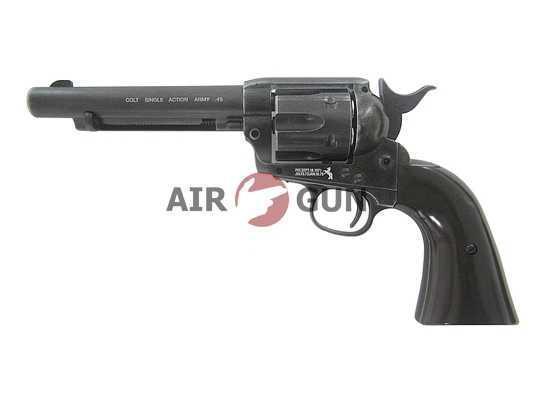 Пневматический пистолет Umarex Colt Single Action Army 45 antik finish 4,5 мм