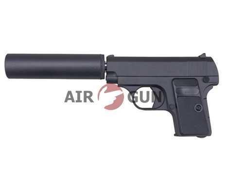 Пистолет Galaxy G.9A пружинный 6 мм