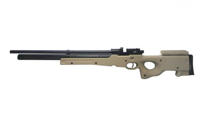 Пневматическая винтовка Ataman M2R Тип II Тактик 6,35 мм (Песочный)(магазин в комплекте)(346/RB)