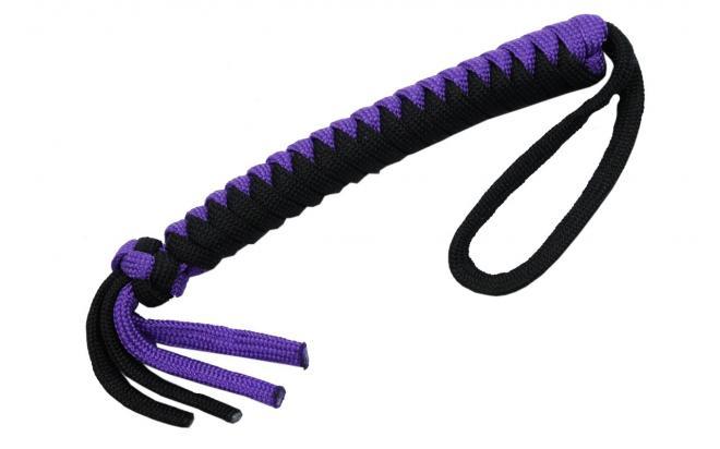 Темляк Geoline Survival violet&black (GSV-KL-7)
