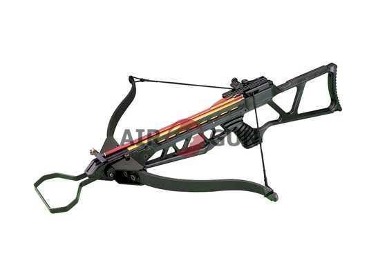 Арбалет MK-180 R (складные плечи, пластик, черный)