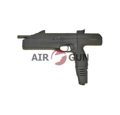 Пневматический пистолет МР-661КС-00 Дрозд (с ускор. заряжания) 4,5 мм
