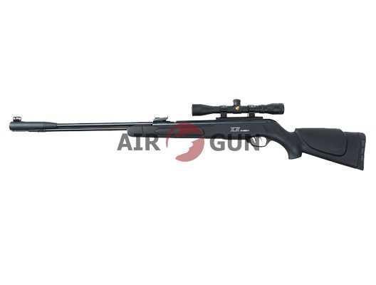 Пневматическая винтовка Gamo CFX IGT 3J 4,5 мм (подствол. взвод, пластик, оптика 4x32)