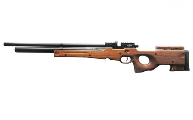 Пневматическая винтовка Ataman M2R Тип II Карабин Тактик 6,35 мм (Дерево)(магазин в комплекте) (316/RB)