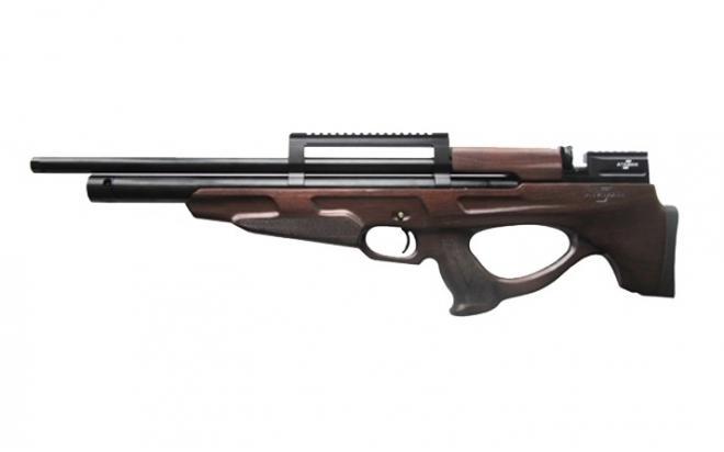 Пневматическая винтовка Ataman M2R Булл-пап SL 5,5 мм (Дерево)(815/RB-SL)