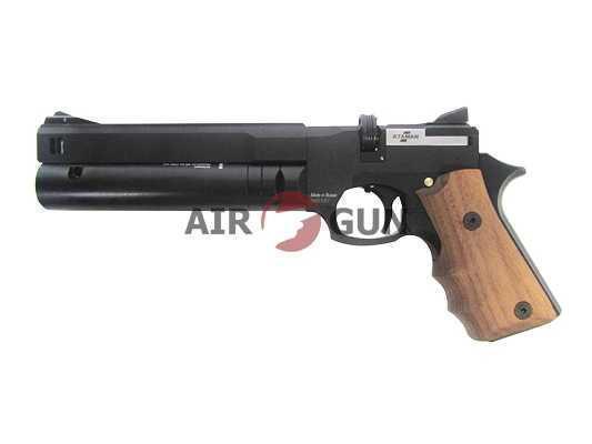 Пневматический пистолет Ataman АР16 компакт металл 4,5 мм