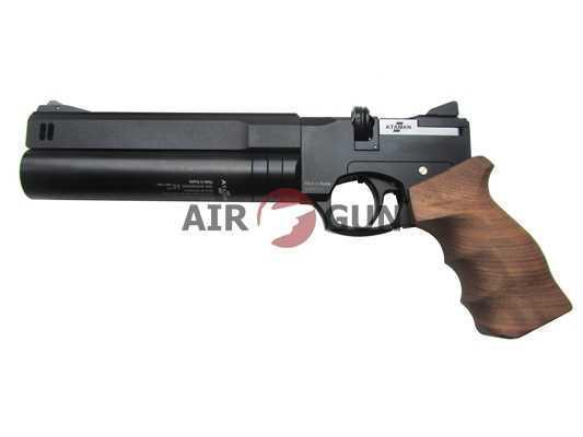Пневматический пистолет Ataman AP16 компакт дерево 4,5 мм