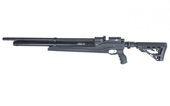 Пневматическая винтовка Ataman M2R Тип IV Карабин Тактик SL 6,35 мм (Черный)(магазин в комплекте)(626/RB-SL)