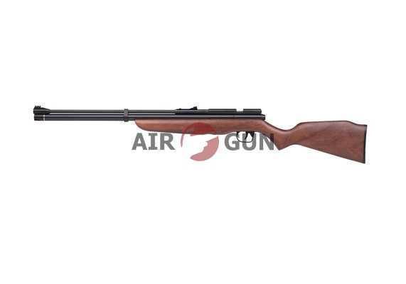 Пневматическая винтовка Crosman Benjamin Discovery PCP BP9M22GP 5,5 мм (дерево, насос)