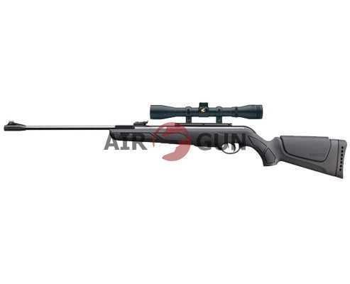 Пневматическая винтовка Gamo Shadow DX Combo 4,5 мм (переломка, пластик, прицел 4х32 WR)