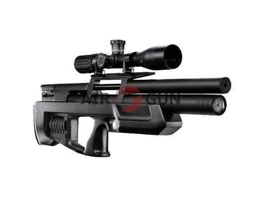Пневматическая винтовка Cricket стандарт пластик с кейсами под барабаны 6,35 мм