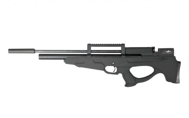 Пневматическая винтовка Ataman M2R Булл-пап SL 6,35 мм (Чёрный)(магазин в комплекте) (826/RB-SL)
