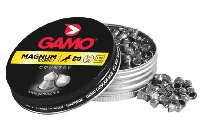 Пули пневматические GAMO Magnum 5,5 мм (250 шт.)