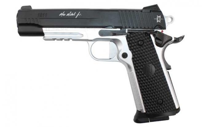Пневматический пистолет Sig Sauer 1911 Max Michel 4,5 мм