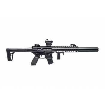 Пневматическая винтовка Sig Sauer MCX BLK-R 4,5 мм