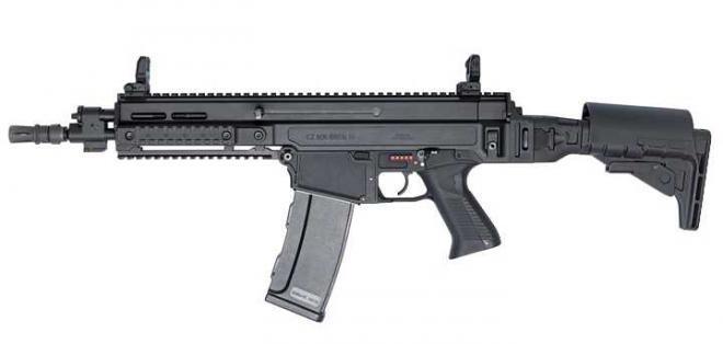 Страйкбольная модель винтовки CZ 805 BREN A2 6 мм (18198)
