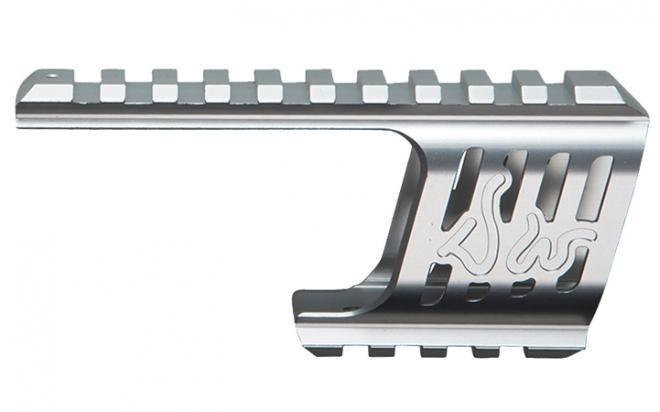 Кронштейн ASG для револьверов Dan Wesson 715 silver (18195)