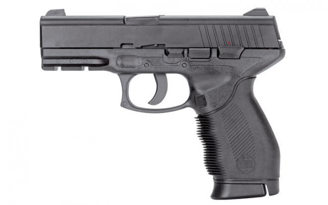Пневматический пистолет KWC Taurus PT24/7 4,5 мм