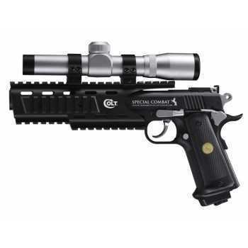 Пневматический пистолет Umarex Colt Special Combat Xtreme 4,5 мм