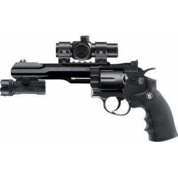 Пневматический пистолет Umarex Smith & Wesson 327 TRR8 Kit II 4,5 мм