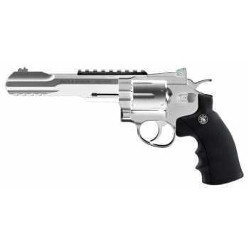 Пневматический пистолет Umarex Smith & Wesson Mod. 327 TRR8 Steel Finish 4,5 мм