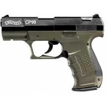 Пневматический пистолет Umarex Walther CP99 Military 4,5 мм