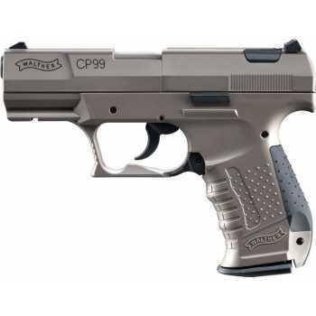 Пневматический пистолет Umarex Walther CP99 Flat Dark Earth 4,5 мм