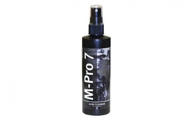 Средство M-PRO 7 Gun Cleaner для удаления освинцовки, порохового нагара и омеднения