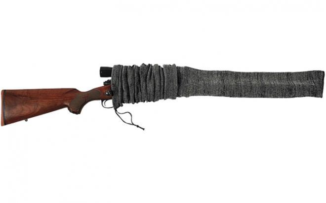 Чехол Allen чулок (защитный, для оружия с оптикой, 127 см, серый)