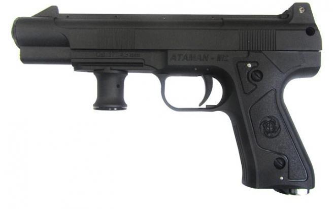 Пневматический пистолет Атаман-М2 4,5 мм